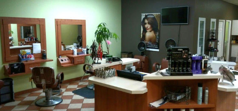 Sasha Salon Interior