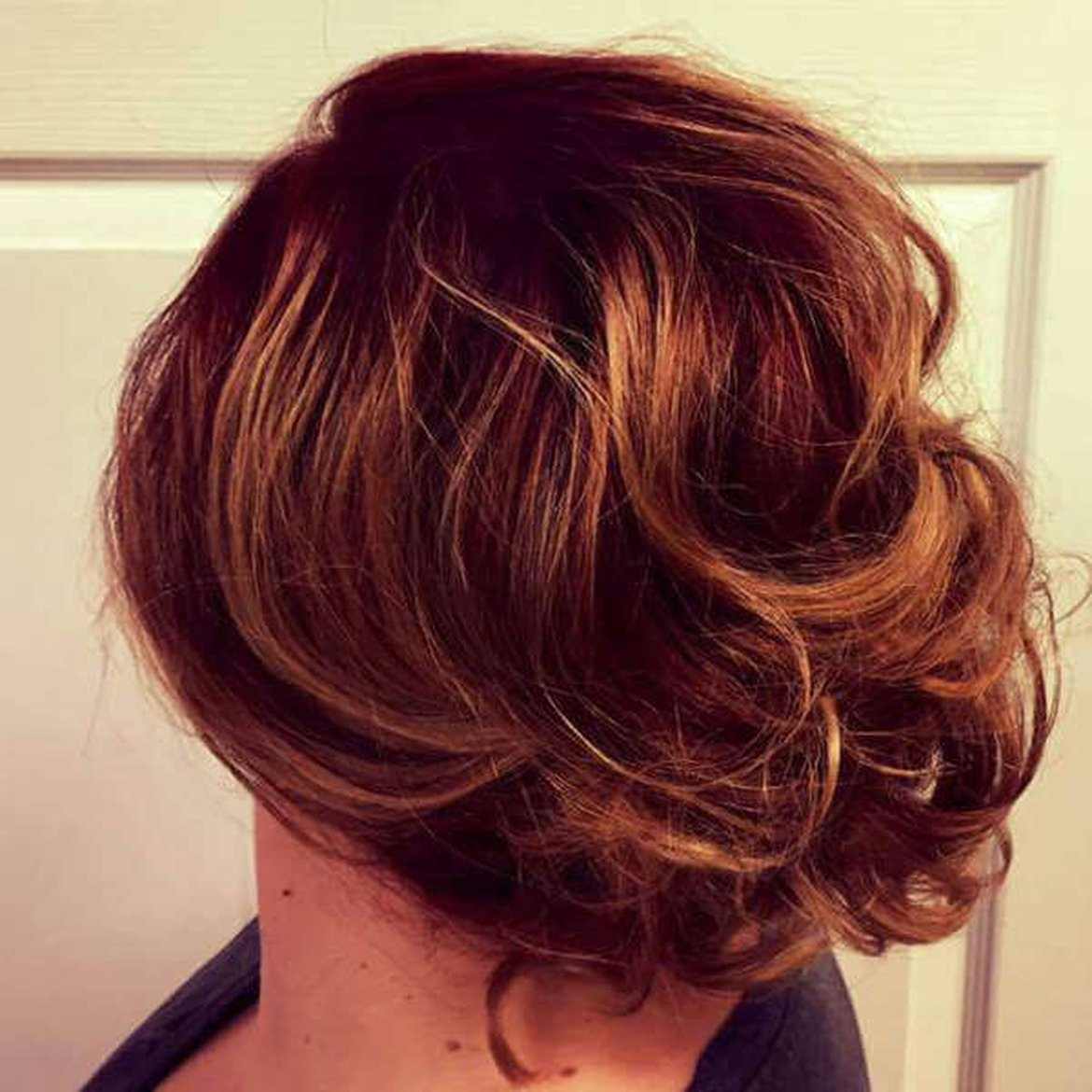 Customer Hairstyle Example